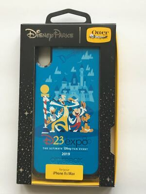 Disney Parks D23Expo 2019 Iphone Phone Case XS Max  New In Box