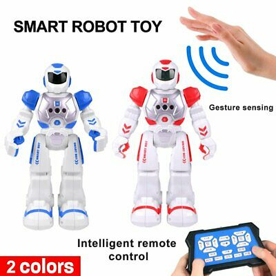 AU RC Smart Robot Toy Moving Dancing Singing Walking Remote Control Kids Toys NW