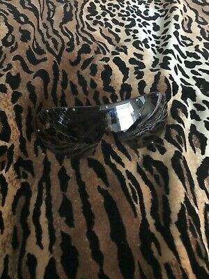 Vivienne Westwood gold/ brown Studded Sunglasses with Case