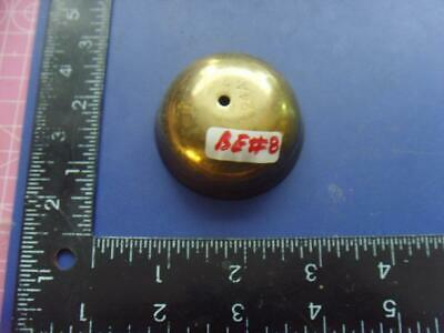 Bell for  clock,   REF:BE#8  54mm accross 24mm high