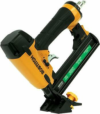 18Ga Pneumatic Stapler Gun Nailer Air Power Tool Bamboo Hard Wood Floor Board