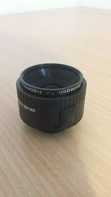 Rodagon enlarger lens 60mm