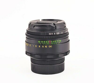 NEW Helios 44-2  58mm F/2 Lens For Zenit M42 mount made in USSR S/N 83279991
