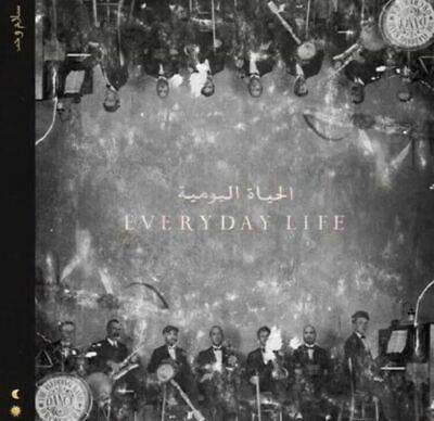 Coldplay - Everyday Life (Cd 2019) New/Sealed...fast Post