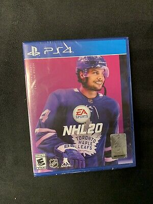 NHL 20 (PlayStation 4) BRAND NEW & FACTORY SEALED PS4