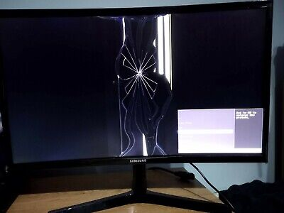 """Samsung LC24F396FHUXEN Full HD 24"""""""" Curved LED Monitor"""