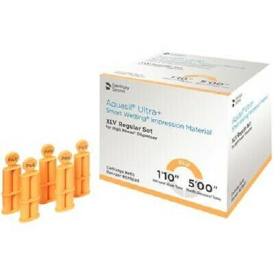 Aquasil Ultra XLV Body Impression Material Regular set - Dentsply