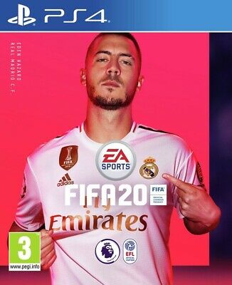 Fifa 20 (Ps4) Brand New & Sealed