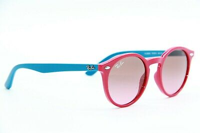 New Ray-Ban Junior Rj 9064S 7019/14 Pink Authentic Frame Kids Sunglasses 44-19