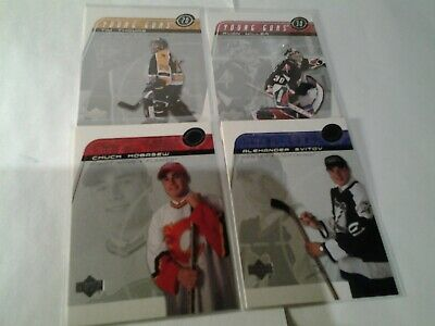 2002-03 UPPER DECK YOUNG GUNS  YOU PICK FROM LIST series 1&2 see description