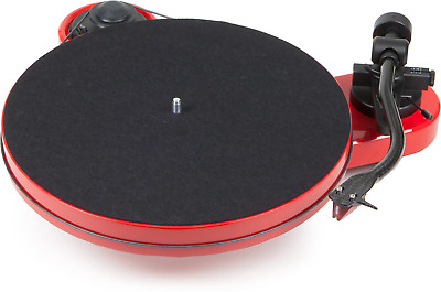 Pro-Ject RPM 1 Carbon Turntable with Ortofon 2M Red Cartridge