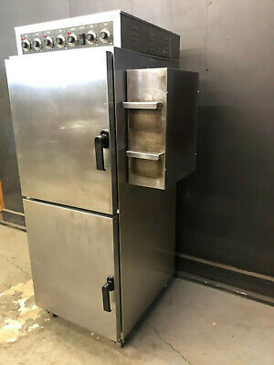 Nu-Vu Toastmaster ES-13L Full Size Electric Cook n' Hold Smoker Oven