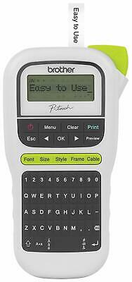 Brother P-Touch PT-H110 Portable & Easy to Use Label Maker NEW in Retail Package