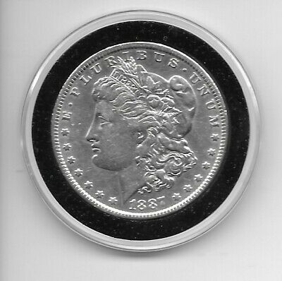 1887 O Morgan Silver Dollar US MINT RARE KEY DATE