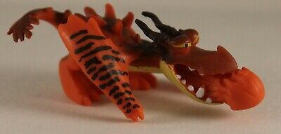 How To Train Your Dragon Mystery Blind Mini Hookfang Fire Breathing Pose