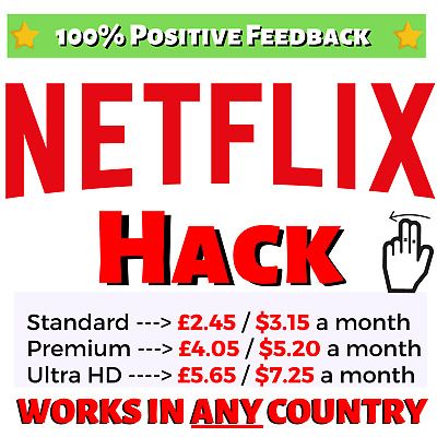 How-to get NETFLIX discounted for up to 65% less - Please READ before buying