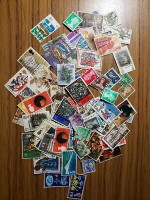 80 fine used Great Britain stamps, good selection and fair price, free shipping!