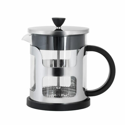 TREND'UP - CAFETIERE A PISTON 0.6 L Verre 10 cm TREND'UP