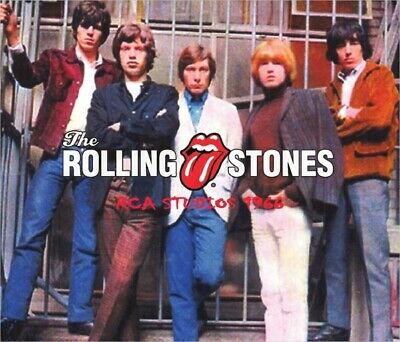 Rolling Stones RCA Studios 1966 The Rolling Stones 3CD