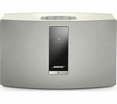 Bose Soundtouch 20 Series Iii Wireless Speaker System  White New Sealed