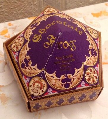 Boite Choco Grenouille - Chocolate Frog Box - Harry Potter Studio Tour