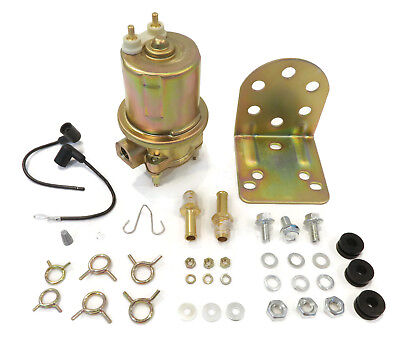 New Replacement Carter Fuel Pump P4070 Electric 12V 72 gph 4-6 psi
