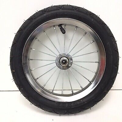 Quick Release Bicycle Baby Stroller Wheel Replacement Tire Bike Kuji 16x1.75