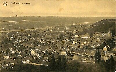 CPA - Belgique - Andenne - Panorama