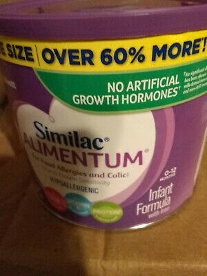 10 cans of similac alimentum 19.8