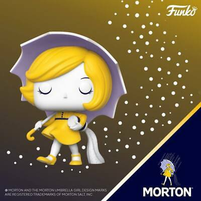 Funko Pop! Ad Icons: Morton Salt Girl Vinyl Figure In Stock
