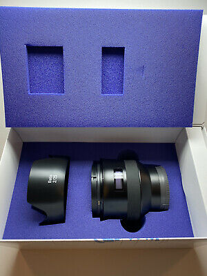 25/2 ZEISS Distagon 25mm f2 Batis Lens for Sony E-Mount FE with UV-Haze Filter