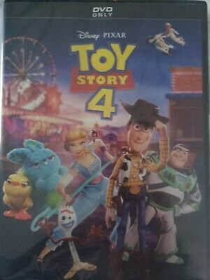 Toy Story 4 (Dvd, 2019) Brand New & Factory Sealed - Ships Fast!!