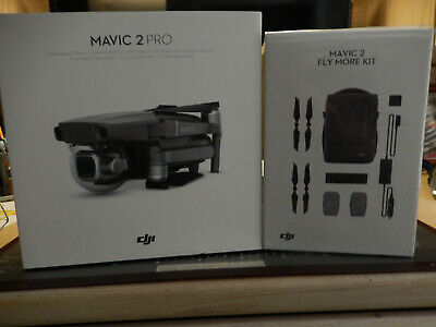 DJI Mavic 2 Pro with Smart Controller and 20 MP Hasselblad Camera