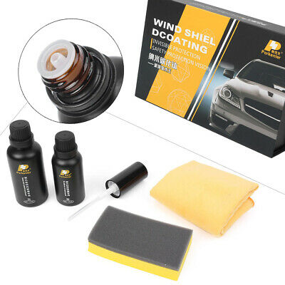 Safe Driving Nano Glass Protection Hydrophobic Protectant Wind Shield Coating