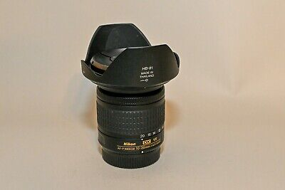 Nikon AF-P DX NIKKOR 10-20mm f/4.5-5.6G VR Lens   Free shipping! Barely used!!