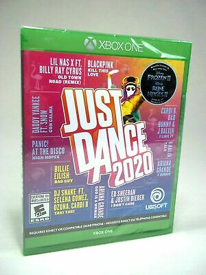 Just Dance 2020 - Xbox One Standard Edition BRAND NEW FACTORY SEALED