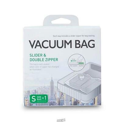 Small Bag For The Travel Vacuum Compressor wih color changing zipper