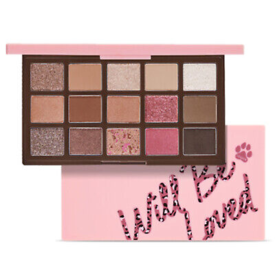 Etude House Play Color Eye Palette Will Be Loved  Leo Pink 15 Colors
