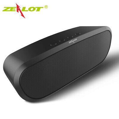 Portable Bluetooth Speaker Outdoor Speaker Party Music Box Bass Wireless MP3 AUX