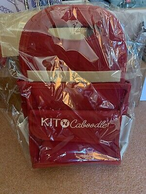 Kit 'n' Caboodle Tote Bag For Crafts. Brand new Sealed