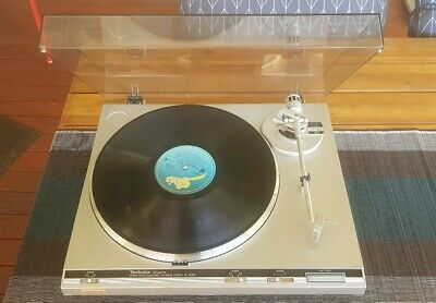 Vintage Technics Direct Drive 33/45 Turntable/Made In Japan