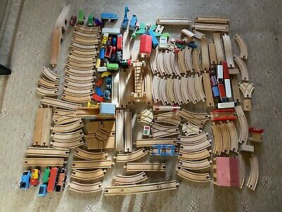 Wooden Train Set Thomas and Friends Brio Wood Electric