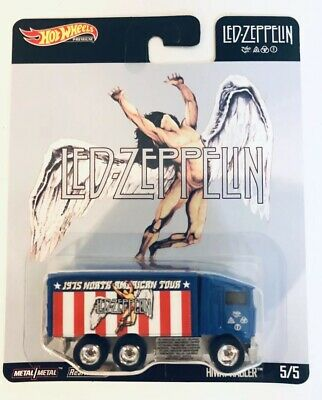 HOT WHEELS 2020 POP CULTURE LED ZEPPELIN Car 4 Of 5 Great Gift 🎁 🎁 VHF