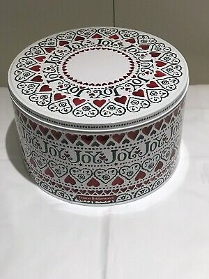 Emma bridgewater Large Round Cake Tin Joy Pattern Christmas