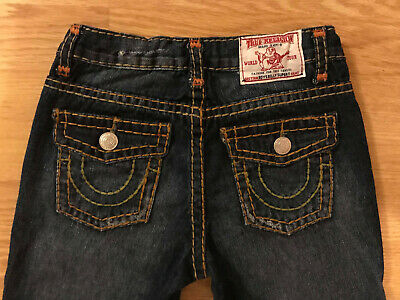 True Religion Boys Billy Super T Jeans Size 12