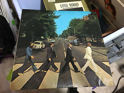 The Beatles - Abbey Road: Apple Records - UK 1969 Vinyl LP