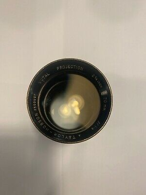 Taylor Hobson Vutal Projection Lens 2 3/4 Inch 70mm F/1.8 No463763