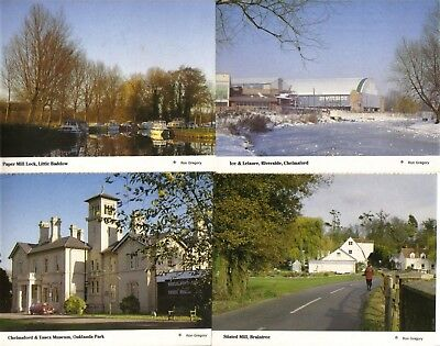 Essex Postcards - Collection Of 6 Unused Views Of Chelmsford Etc Good Condition
