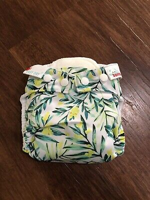 Bambooty Easy Dry Cloth Nappy Size Medium, Never Used, Wattle