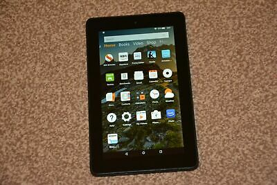 Amazon Kindle Fire 7 5th Generation 2015 Tablet SV98LN 8GB WIFI 7in Black